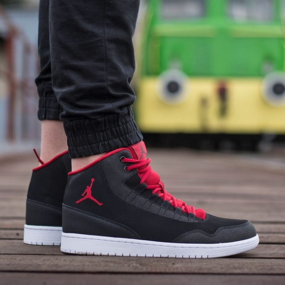 best website 3cd4f 7a69c ... GYM RED NIKE AIR JORDAN EXECUTIVE ...